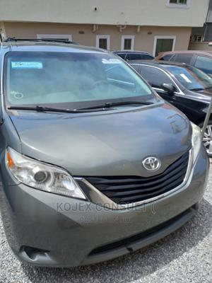 Toyota Sienna 2015 Gray   Cars for sale in Lagos State, Ikeja