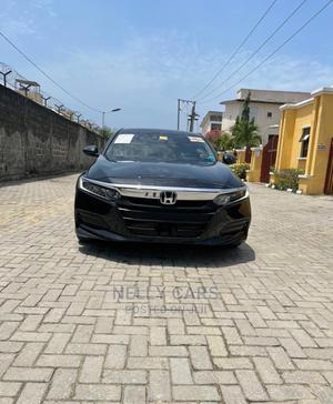 Honda Accord 2019 Black | Cars for sale in Lagos State, Alimosho