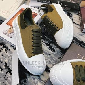 Original Alexander McQueen Sneakers Shoe Available | Shoes for sale in Lagos State, Surulere