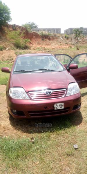 Toyota Corolla 2006 1.8 VVTL-i TS Red   Cars for sale in Abuja (FCT) State, Gwarinpa