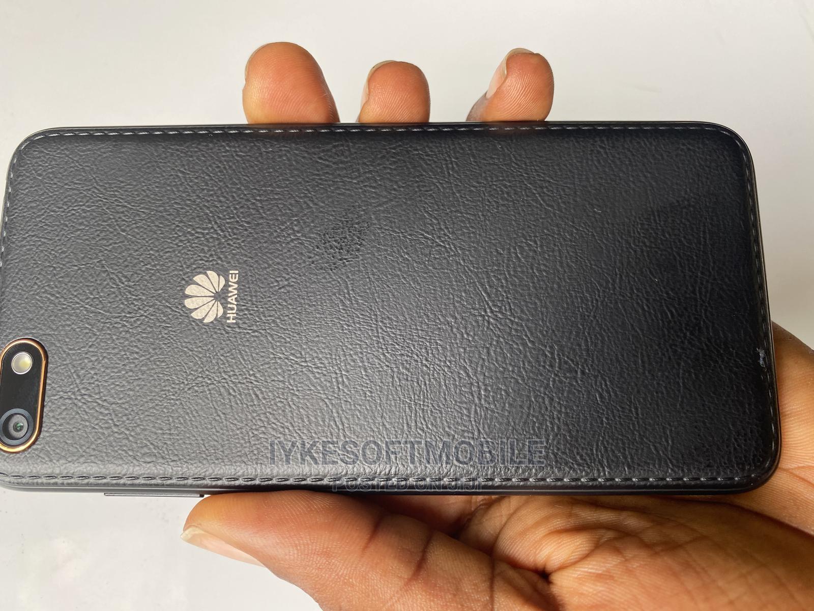 Huawei Y5 16 GB Black   Mobile Phones for sale in Ikeja, Lagos State, Nigeria
