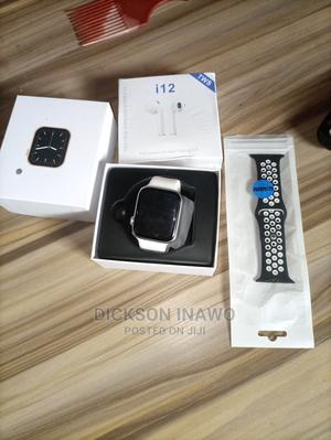 Apple Watch Series 6 Best Clone | Smart Watches & Trackers for sale in Lagos State, Ikorodu