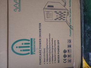 1.5kva Famicare Power Inverter Karshi   Solar Energy for sale in Abuja (FCT) State, Karshi