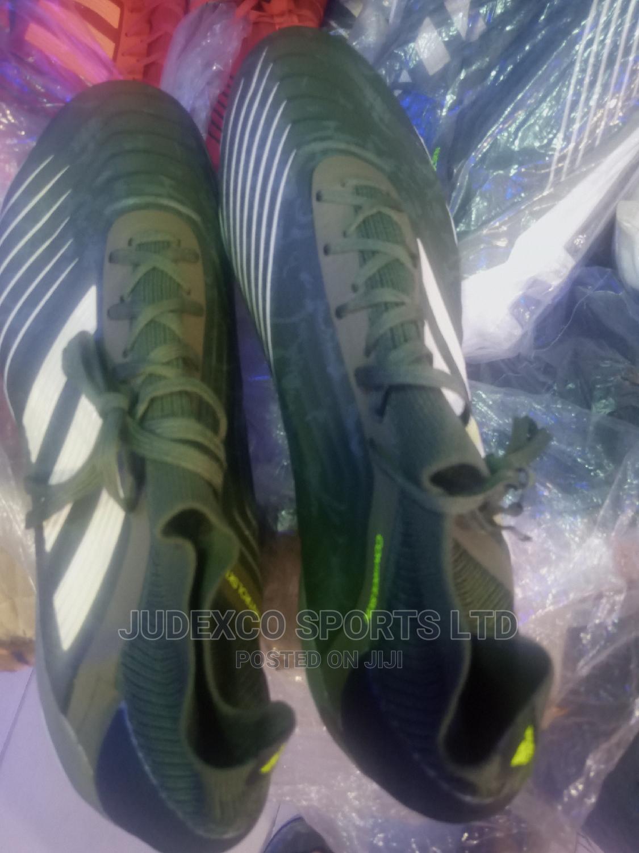Original Adidas Leather Control Skin Ankel Boot