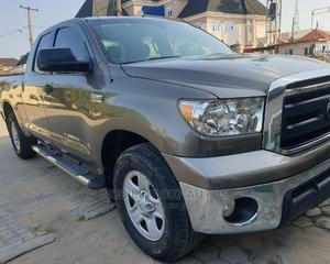 Toyota Tundra 2010 Double Cab 4x4 Limited Brown   Cars for sale in Lagos State, Amuwo-Odofin