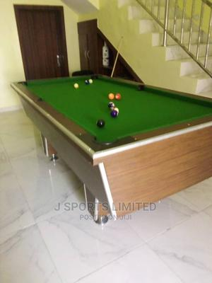 Local Snooker Board   Sports Equipment for sale in Lagos State, Lagos Island (Eko)