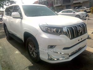 Toyota Land Cruiser Prado 2013 GXL White | Cars for sale in Lagos State, Ikeja