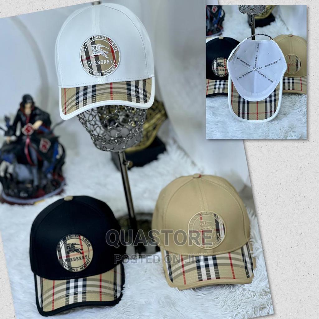 Luxury Designer Face Cap