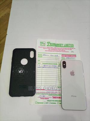 Apple iPhone X 256 GB White   Mobile Phones for sale in Edo State, Benin City