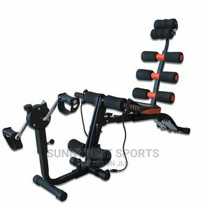 Six Pack Wonder Core With Peda   Sports Equipment for sale in Lagos State, Surulere