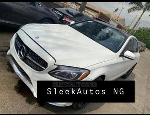 Mercedes-Benz C300 2015 White | Cars for sale in Lagos State, Lekki