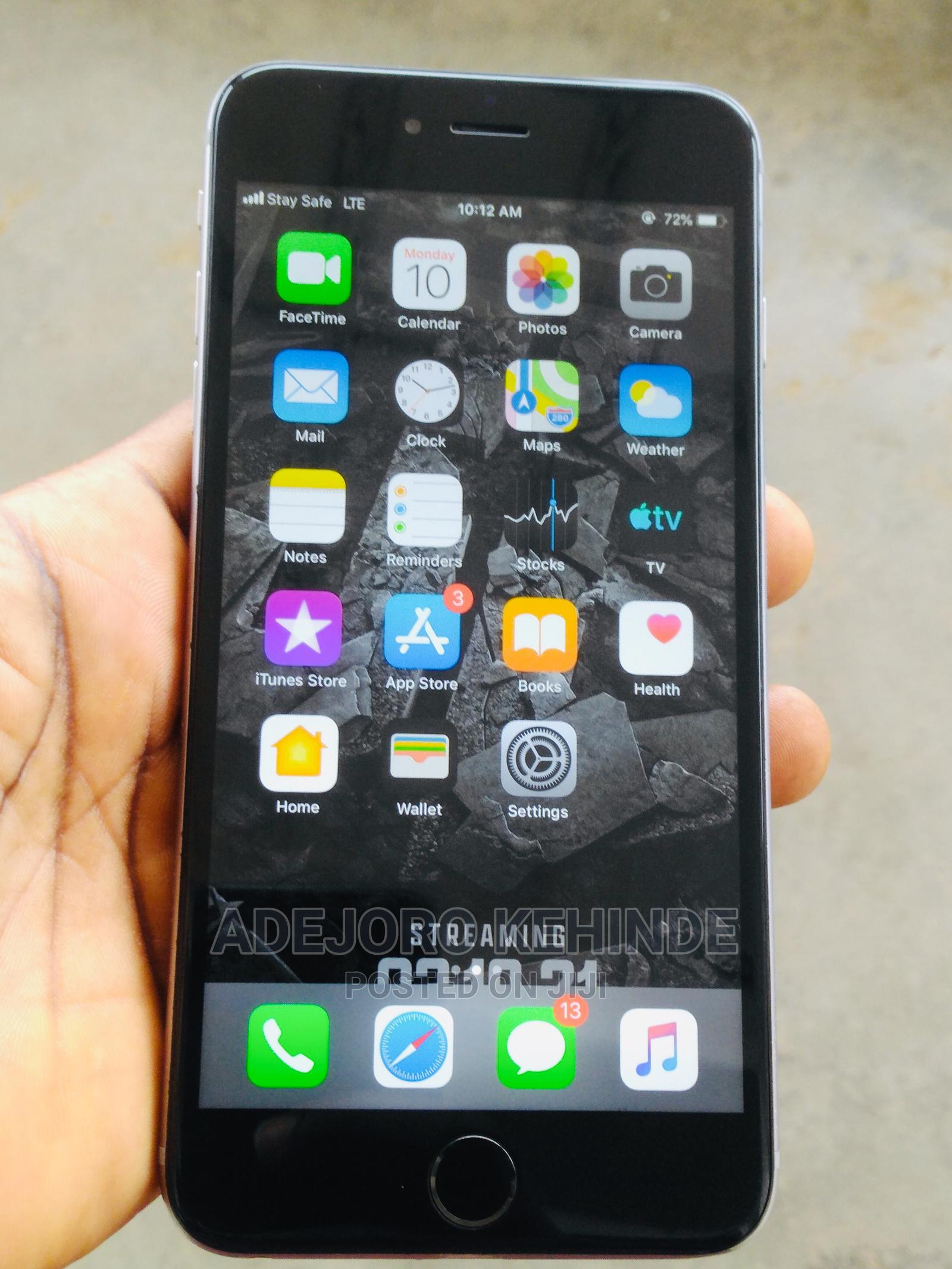 Archive: Apple iPhone 6 Plus 128 GB Silver