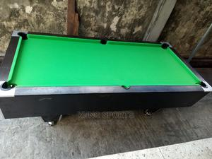 Snooker Pool Table With Full Accessories | Sports Equipment for sale in Lagos State, Magodo