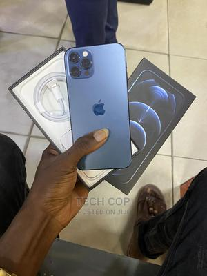 New Apple iPhone 12 Pro Max 128GB Blue | Mobile Phones for sale in Lagos State, Ojodu