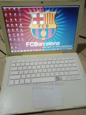 Laptop Apple MacBook 2GB Intel Core 2 Duo HDD 160GB | Laptops & Computers for sale in Lagos State, Agboyi/Ketu