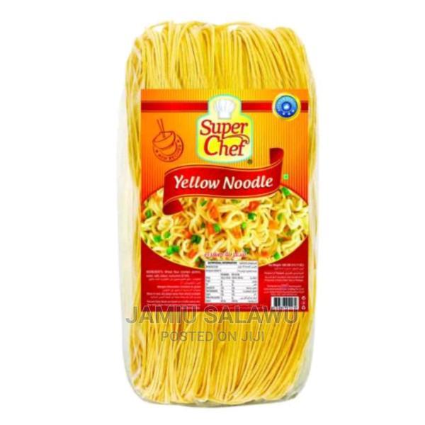 Yellow/Singapore Noodles 400g