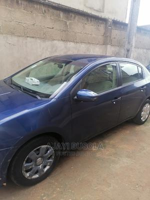 Nissan Sentra 2007 2.0 Blue | Cars for sale in Lagos State, Ifako-Ijaiye
