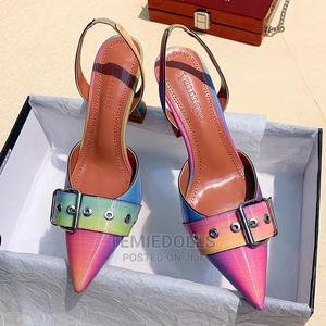 Hot Arrival Colourful High Heel Shoes Sandals | Shoes for sale in Lagos State, Magodo