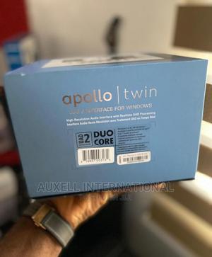 Apollo Twin Duo USB Heritage Edition   Audio & Music Equipment for sale in Lagos State, Ojo