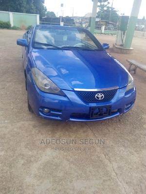 Toyota Solara 2008 Blue | Cars for sale in Lagos State, Abule Egba