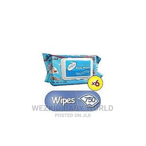 Angel Little Angel Baby Wipes (125 X 6) -750 Count | Baby & Child Care for sale in Lagos State, Agege