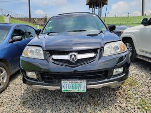 Acura MDX 2004 Sport Utility Black   Cars for sale in Lagos State, Ogba