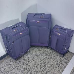 3 Set Standard Travelling Swiss Polo Trolley Luggage Bag | Bags for sale in Lagos State, Ikeja