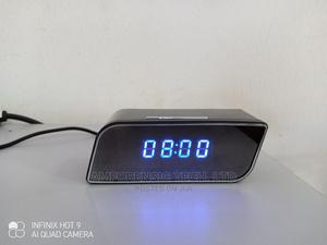 Digital Clock Cctv Camera   Security & Surveillance for sale in Abuja (FCT) State, Wuse 2