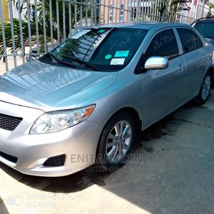 Toyota Corolla 2009 1.8 Advanced Silver | Cars for sale in Oyo State, Ibadan