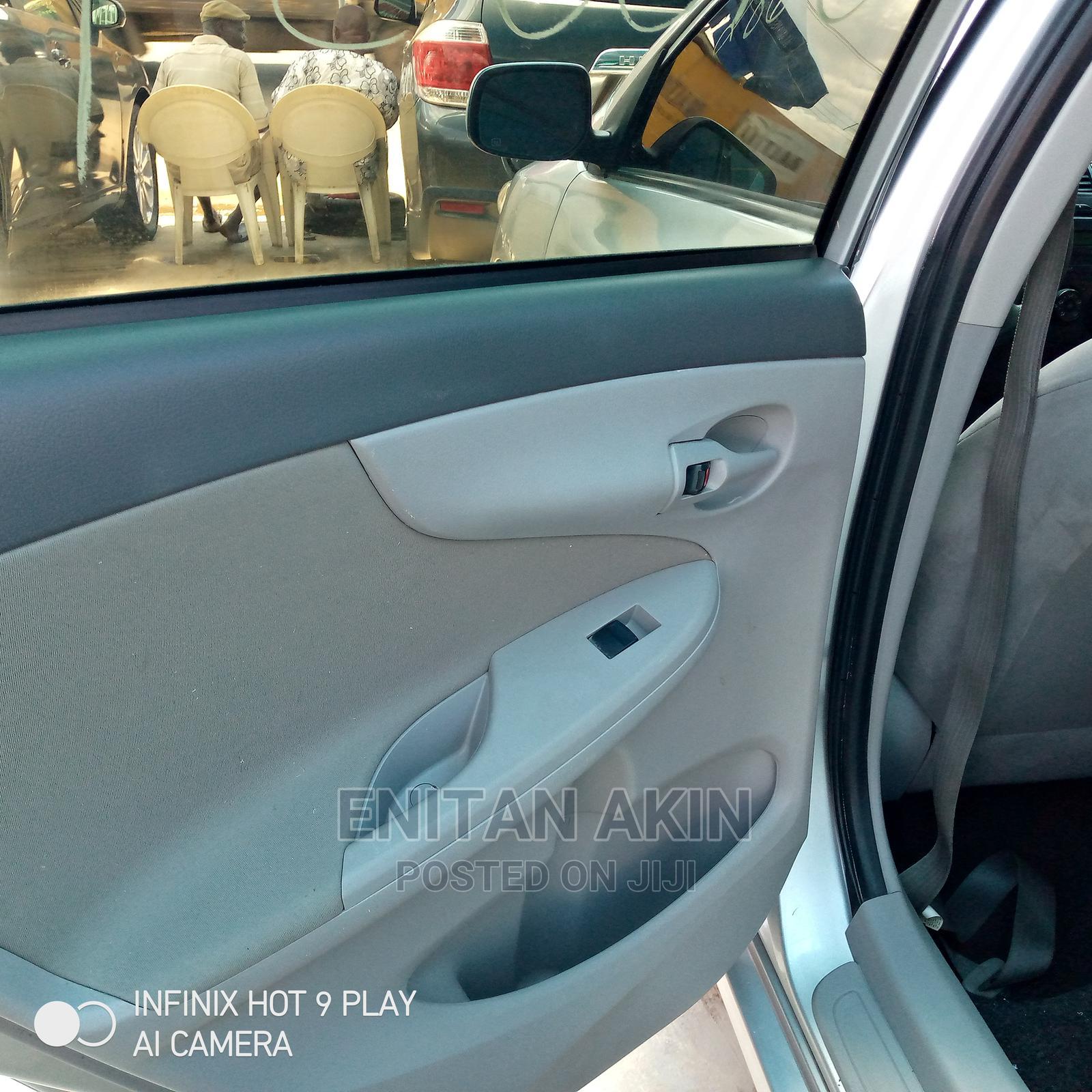 Archive: Toyota Corolla 2009 1.8 Advanced Silver