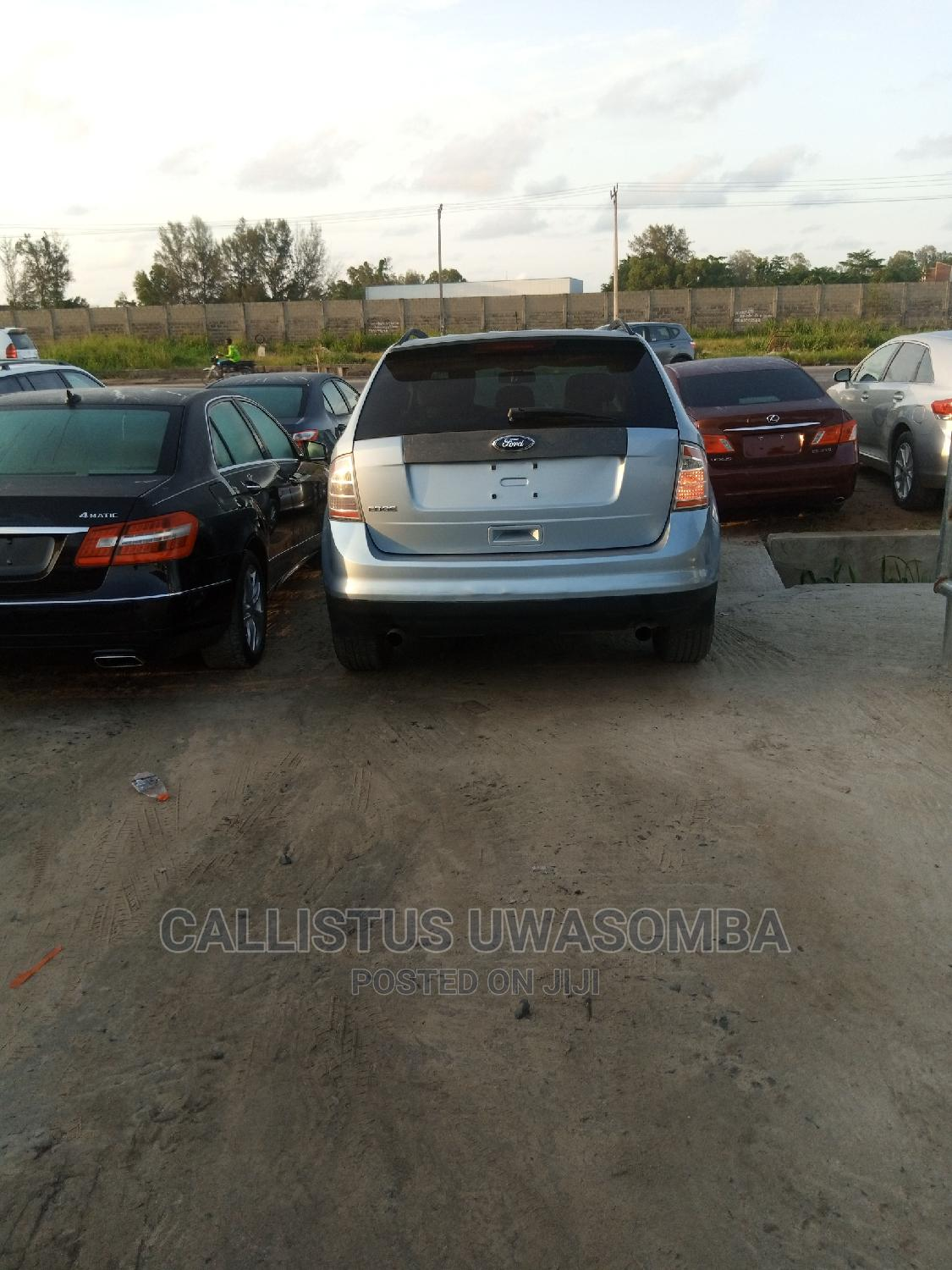 Ford Edge 2008 Blue | Cars for sale in Ajah, Lagos State, Nigeria
