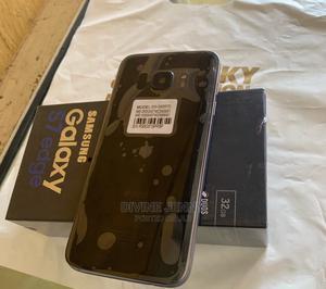Samsung Galaxy S7 edge 32 GB Black | Mobile Phones for sale in Oyo State, Ibadan