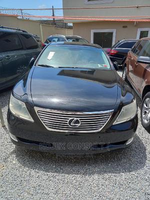 Lexus LS 2007 460 Luxury Sedan Black | Cars for sale in Lagos State, Ikeja