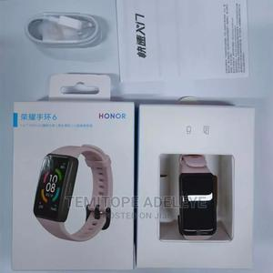 Huawei Honor Band 6 | Smart Watches & Trackers for sale in Lagos State, Surulere