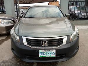 Honda Accord 2008 Gray   Cars for sale in Lagos State, Ikeja