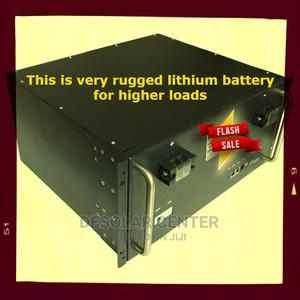 24v and 48v Long Lasting Lithium Lifepo4 Batteries   Solar Energy for sale in Lagos State, Badagry
