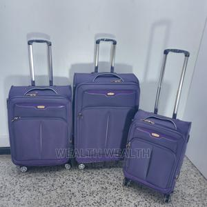 Swiss Poly Travelers Trolley Luggage Bag   Bags for sale in Lagos State, Ikeja