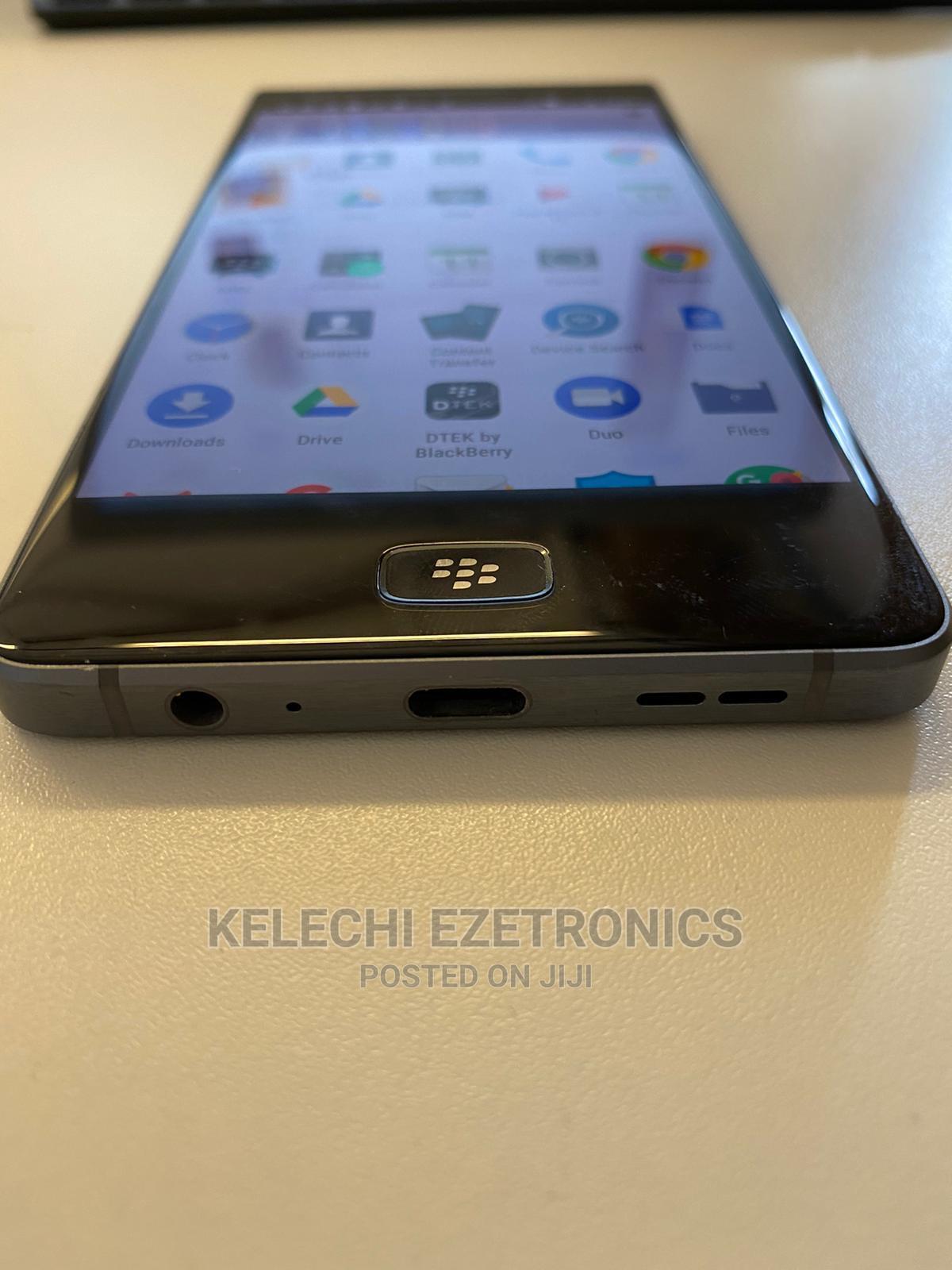 BlackBerry Motion Dual SIM 32 GB Black   Mobile Phones for sale in Ikeja, Lagos State, Nigeria