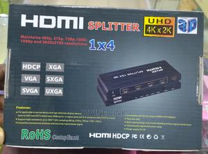 HDMI Splitter 4 Port | Computer Accessories  for sale in Lagos State, Ikeja