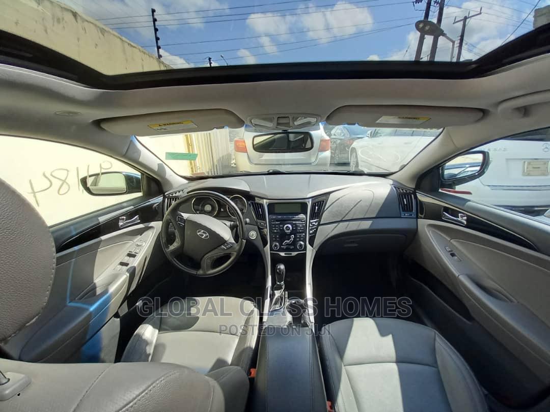 Hyundai Sonata 2012 Blue   Cars for sale in Ajah, Lagos State, Nigeria