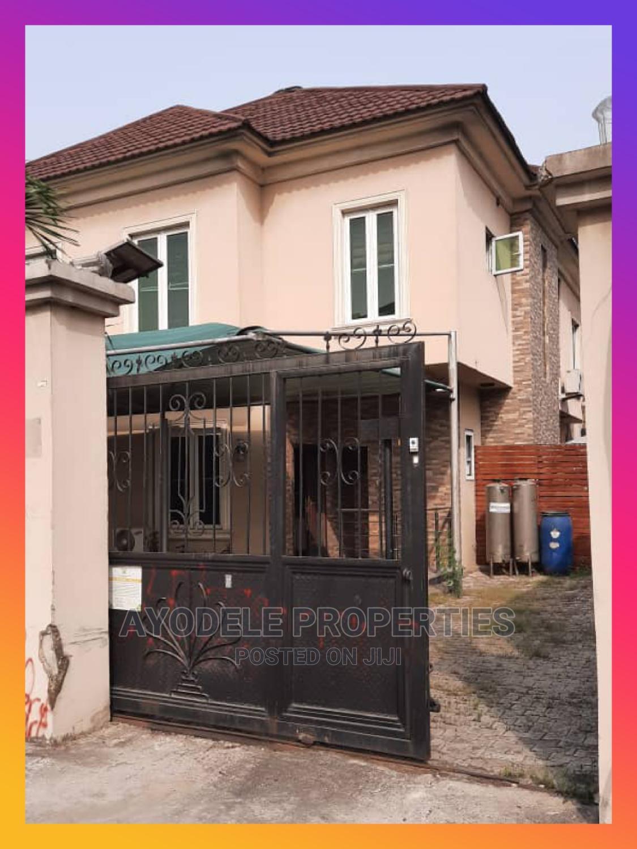 4 Bedrooms Duplex for Sale in 4 Bedroom Fully, Lekki