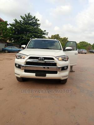 Toyota 4-Runner 2019 Limited Nightshade 4x4 White   Cars for sale in Lagos State, Ajah