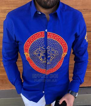 Latest Quality Original Versace Shirt   Clothing for sale in Lagos State, Lekki