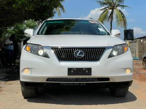 Lexus RX 2010 350 White | Cars for sale in Lagos State, Abule Egba