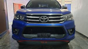 New Toyota Hilux 2020 Blue | Cars for sale in Abuja (FCT) State, Central Business Dis