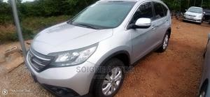 Honda CR-V 2012 EX 4dr SUV (2.4L 4cyl 5A) Silver   Cars for sale in Abuja (FCT) State, Katampe