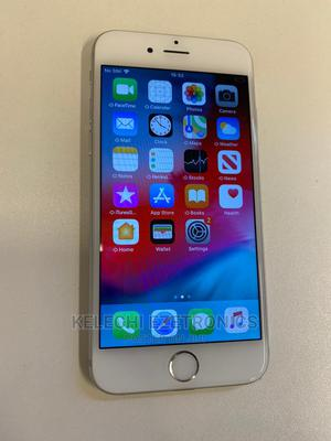 Apple iPhone 6 16 GB Silver | Mobile Phones for sale in Lagos State, Ikeja