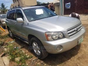 Toyota Highlander 2003 Silver | Cars for sale in Lagos State, Amuwo-Odofin