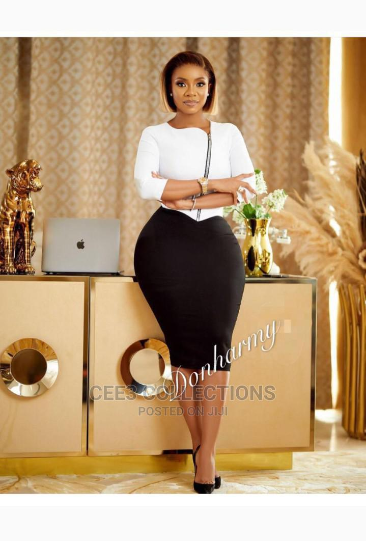 Quality Ladies Fitted Gown | Clothing for sale in Ikeja, Lagos State, Nigeria