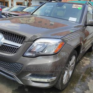 Mercedes-Benz GLK-Class 2013 350 4MATIC Gray | Cars for sale in Lagos State, Ikeja